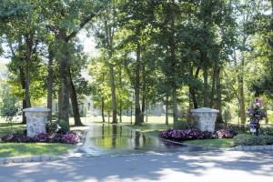 Wrightstwon Lawn Sprinkler System